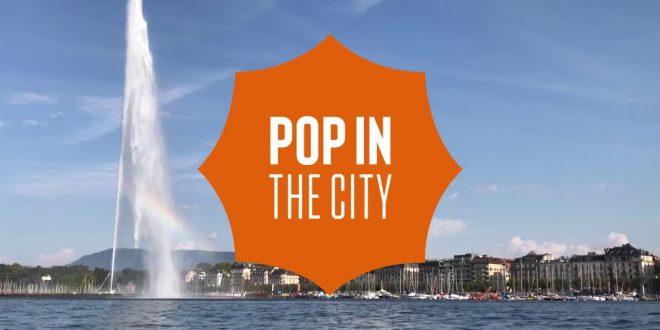 Pop in the city, le raid d'aventures urbaines