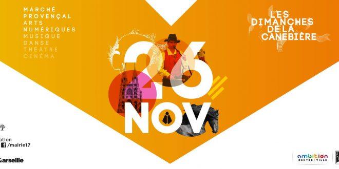 Sorties Marseille 23 au 25 Novembre – Food – Culture – Sport & Bien-être