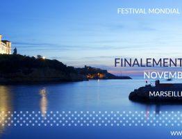 Sorties Marseille 2 au 5 Novembre  – Food – Culture – Sport & Bien-être