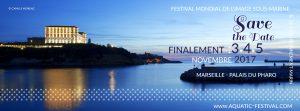 Festival mondial de l'image sous-marine Aquatic Festival