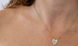 bijoux collier abis la fille à l'envers