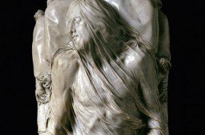 sculpture christ naples