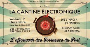 La Cantine Electronique