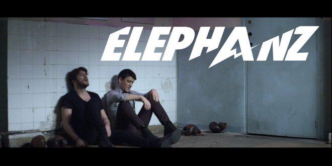 Interview du groupe Elephanz en tournée pour leur nouvel album