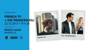 French Kid Francescoli en concert