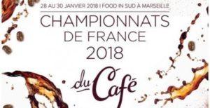 Championnats de France 2018 du café