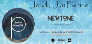Jeudi - J'ai Piscine Opening