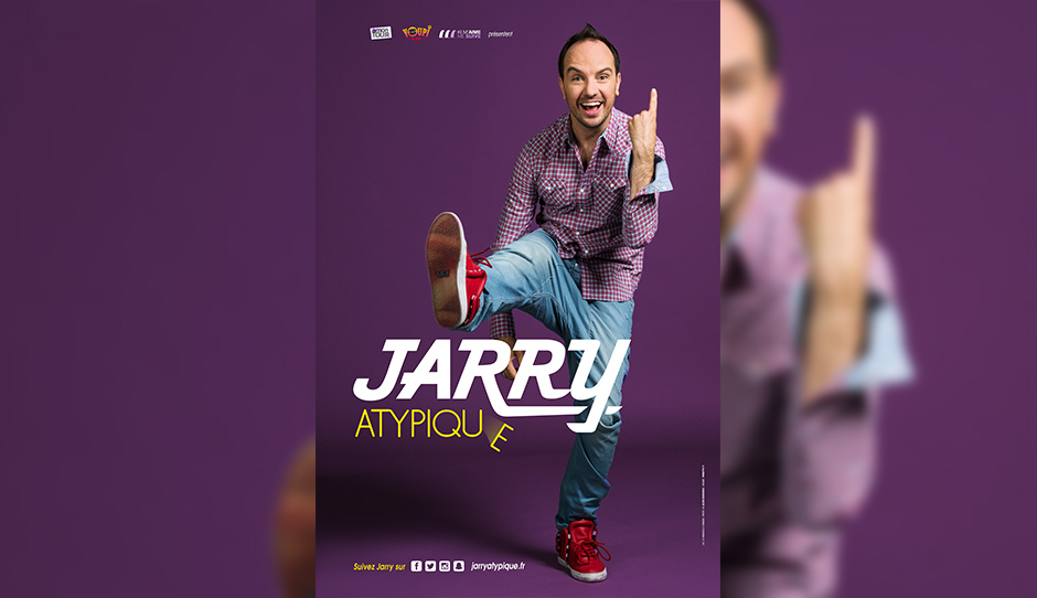 jarry affiche atypique