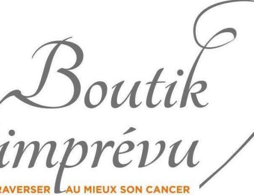 logo boutik l'imprévu