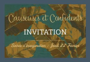Inauguration du Showroom causeuses et confidents