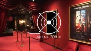 Silent Party x Cinéma Le Chambord