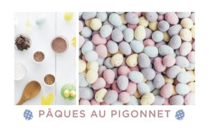 Grand goûter & chasse aux oeufs