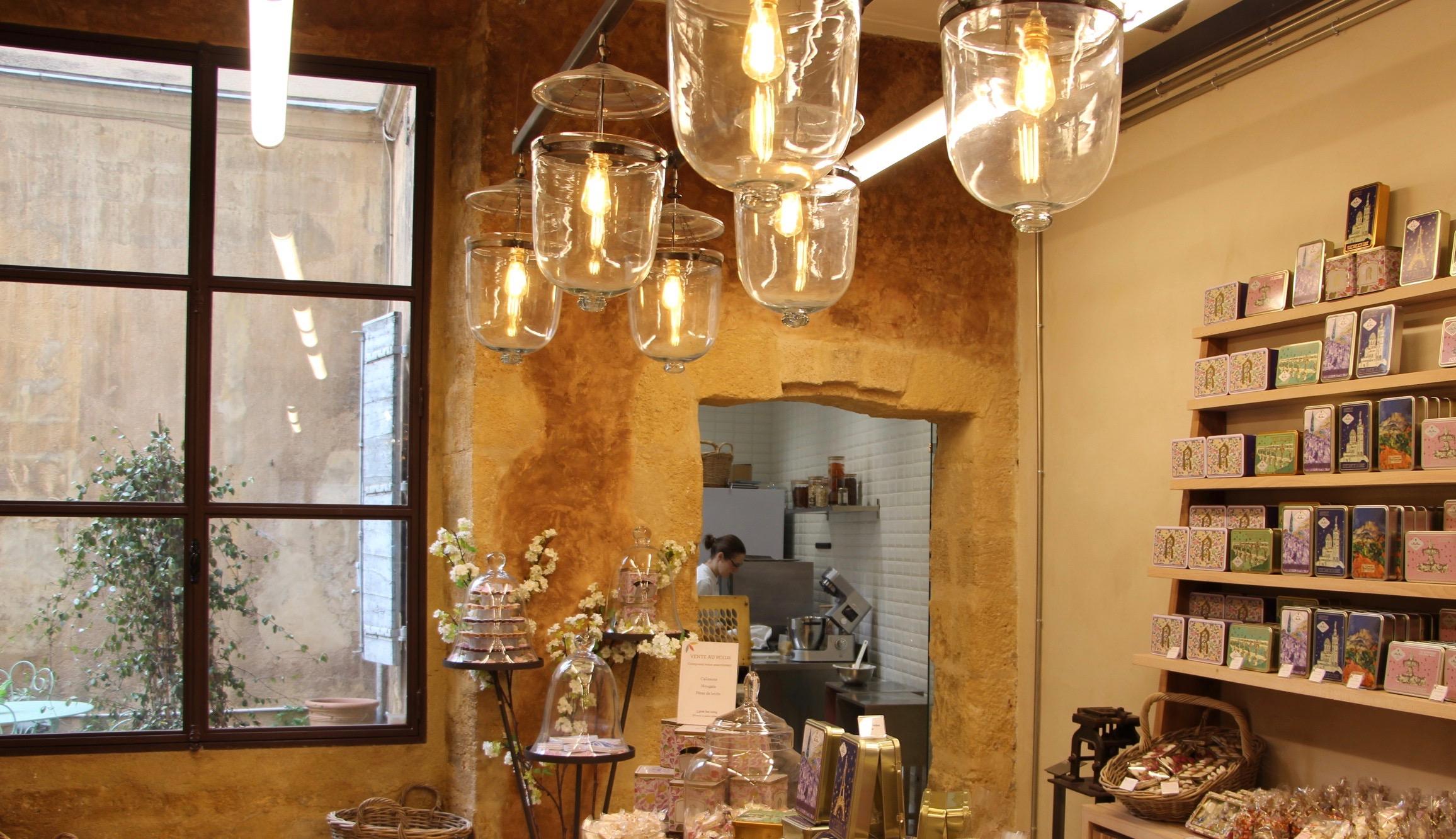 Calisson Atelier Aix en provence