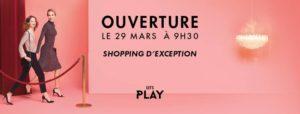 Ouverture Prado Shopping