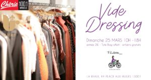 Vide Dressing Paulette Market à La Réale
