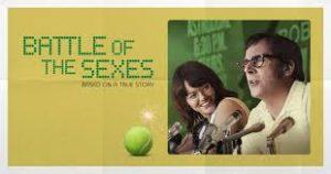 affiche battle of sexes