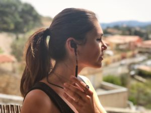 sudio ecouteurs intra auriculaires