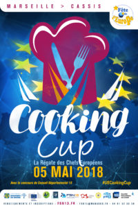 affiche cooking cup