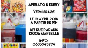 Expo Vernissage Aperato & Edery