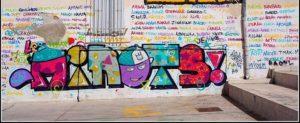 Jam graffiti du Panier by Street art tour Marseille le Panier