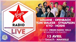 Virgin Radio Live x SportBeach