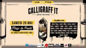 Festival Calligraff'It 2018 - 7ème édition