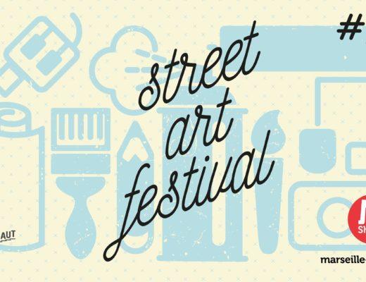 Street Art Festival au cours Julien