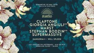 Sueño Festival 2018 avec Claptone, Stephan Bodzin & more