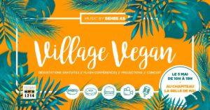 Village Vegan au Chapiteau de la Belle de Mai