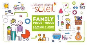 Family Pique Nique à Marseille