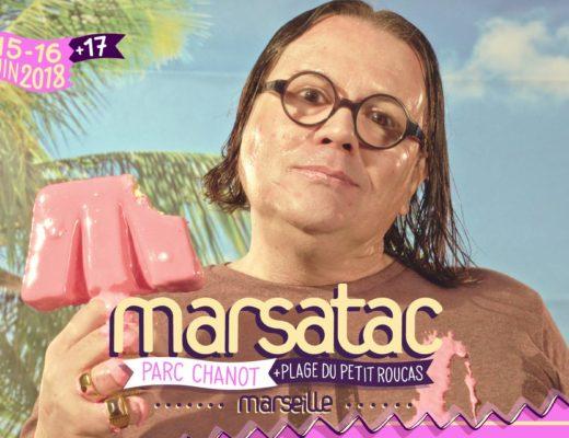 Festival Marsatac 2018 - 20e édition !