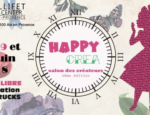 Happy Crea Salon De Createurs