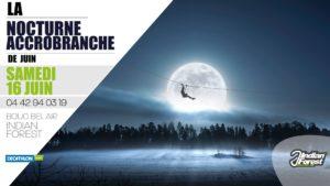 La Nocturne Accrobranche
