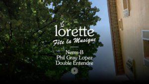 Les Jardins Suspendus & Lorette Fêtent La Musique