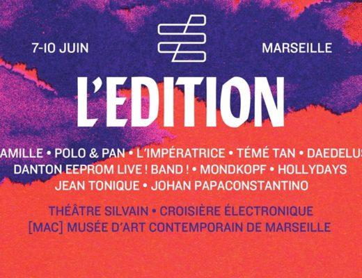 l edition festival marseille