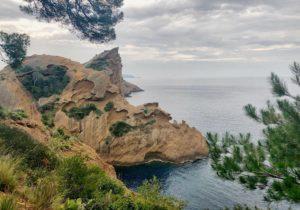Calanques Figuerolles - Rocher du Capucin -