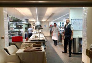 benjamin collombat et eric raynal chef restaurant gastronomique