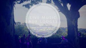 Apéros Live Music aux Lodges