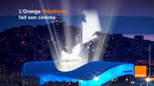 L'Orange Vélodrome fait son cinéma