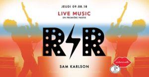 R2 Rooftop: R'n'R Circus x Sam Karlson