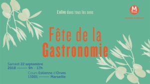 Fête de la Gastronomie à Marseille