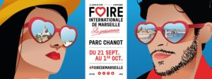 Foire internationale de Marseille.