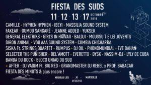Fiesta des Suds 2018