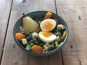 salade d'automne recette