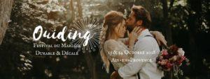 Ouiding - Festival du Mariage Durable & Décalé