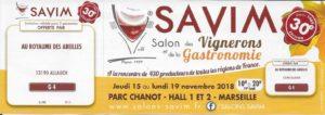 Salon SAVIM Automne 2018
