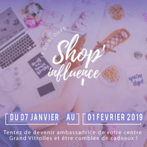 concours shop'influence
