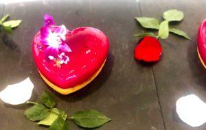 saint valentin patisserie coeur