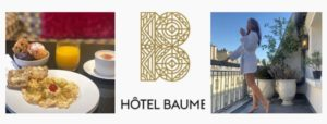 Hotel Baume paris saint germain des pres