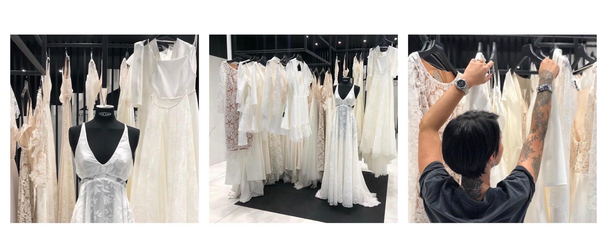 Manon Gontero créatrice robe mariées